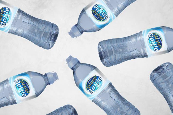 Thumbnail for Water Bottle V.2 Mockup