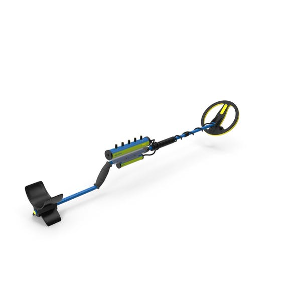 Подводный металлодетектор