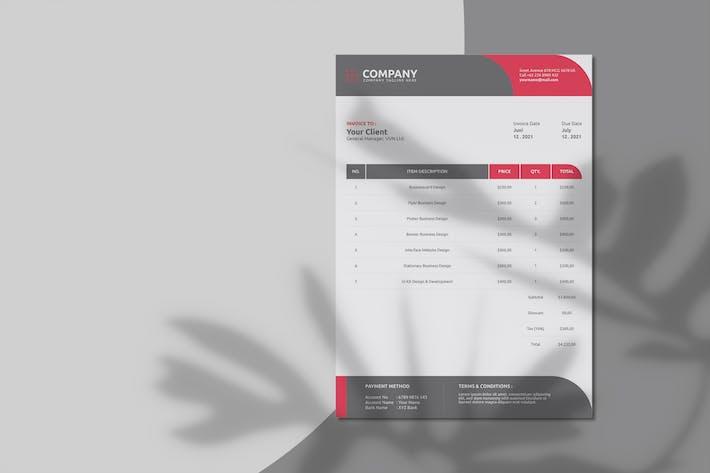 Digital Invoice – Invoice Template