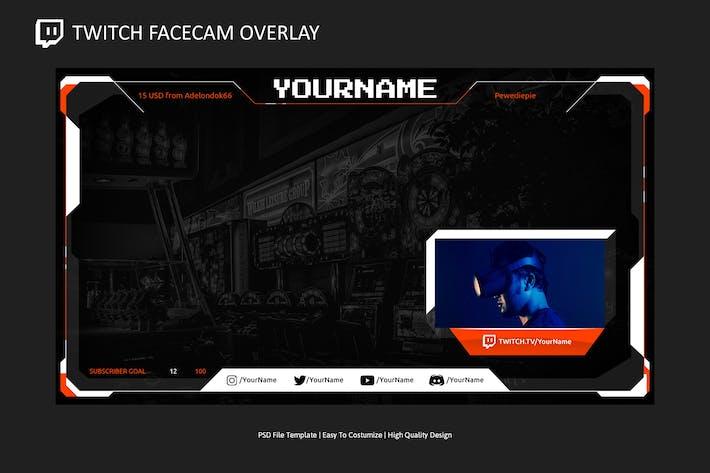 Thumbnail for Video Overlay v6 | Video Streaming Overlay