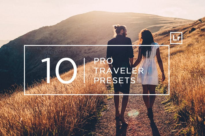 Thumbnail for 10 Pro Traveler Lightroom Presets