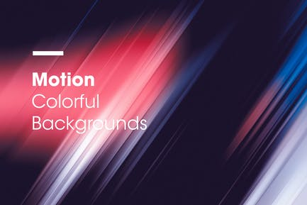 Motion | Colorful Backgrounds
