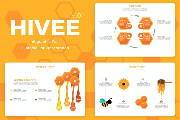Hivee v1 - Infographic