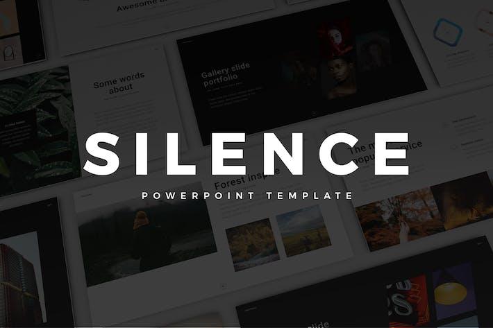 Thumbnail for Silence Presentation