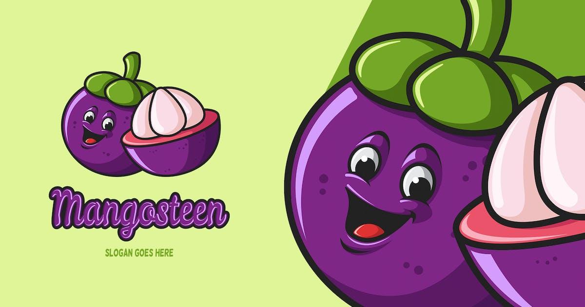 Download Mangosteen - Mascot Logo by aqrstudio