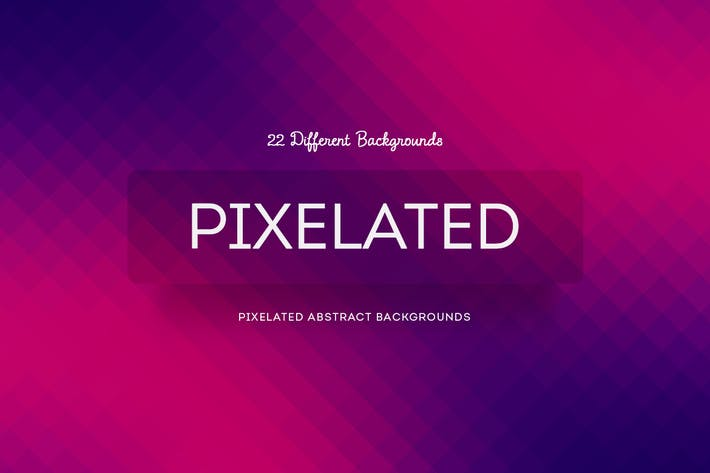 Thumbnail for Pixelated Abstract Backgrounds