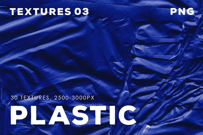 Thumbnail for 30 Plastic Texture Overlays | 03