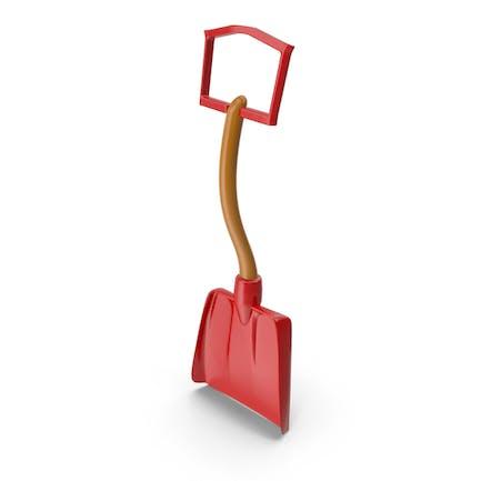 Kid's shovel