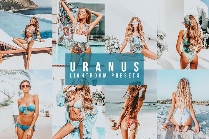 Uranus Lightroom Presets
