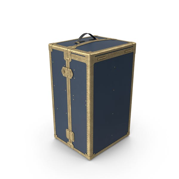 Cover Image for Steamer Wardrobe Trunk