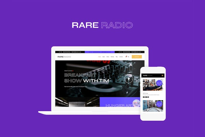 Thumbnail for Rare Radio