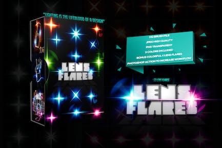 50 Lens Flares