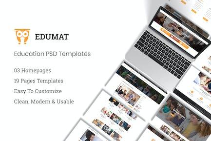 Edumat   Education & Courses