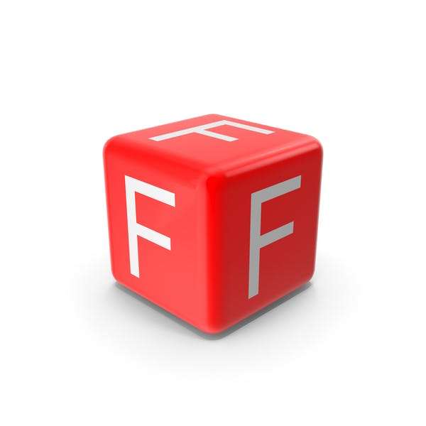 Cover Image for Red F Block