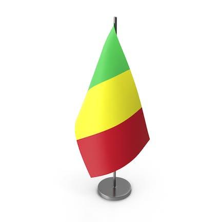 Tischflagge Mali