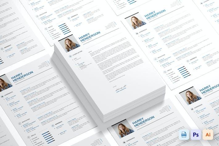 Thumbnail for Resume CV