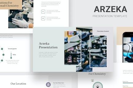 Arzeka - Chemistry Education Google Slides
