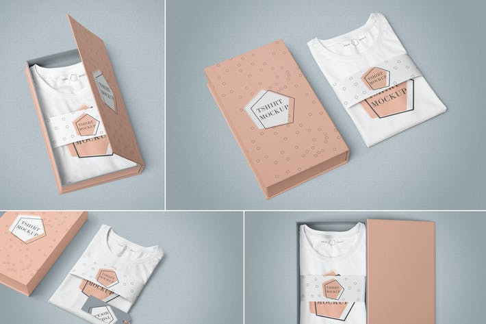 Thumbnail for Tee Shirt Mockups
