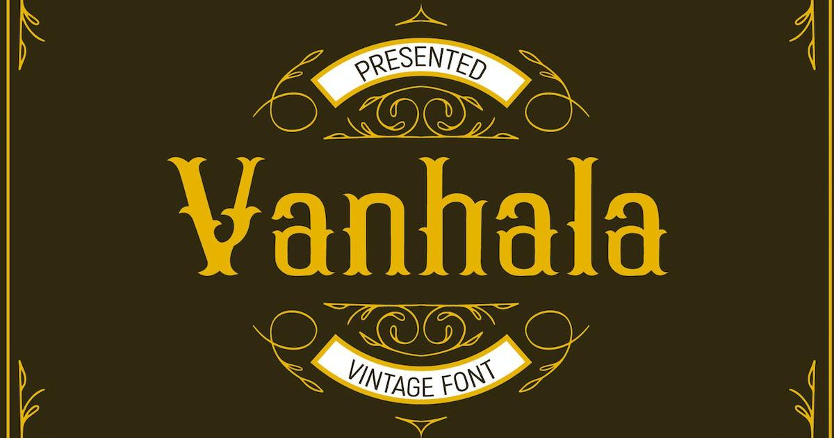 Download Vanhala by LetterStockStd