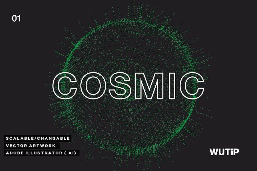 Vector Cosmic 01