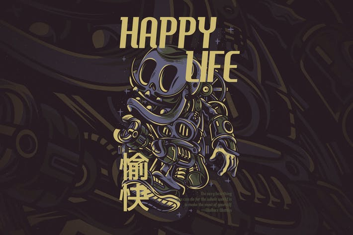 Thumbnail for Happy Life