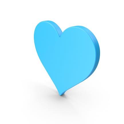 Herz Web-Symbol