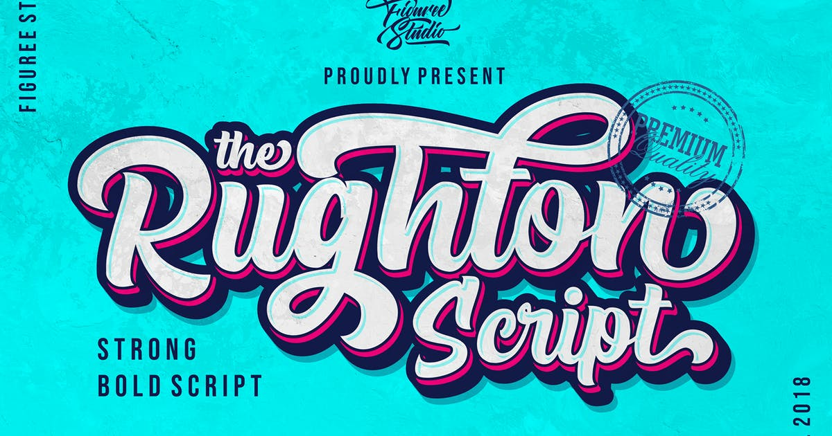 Download The Rughton Script by figuree