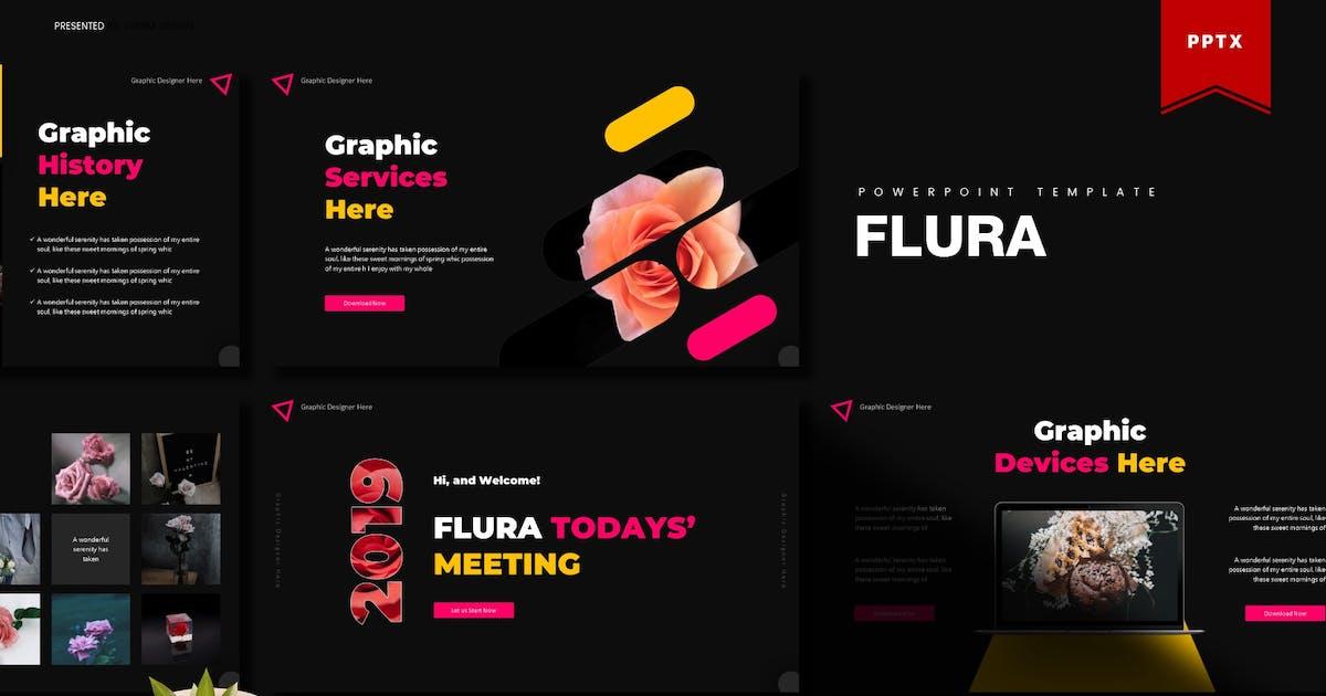 Download Flura   Powerpoint Template by Vunira