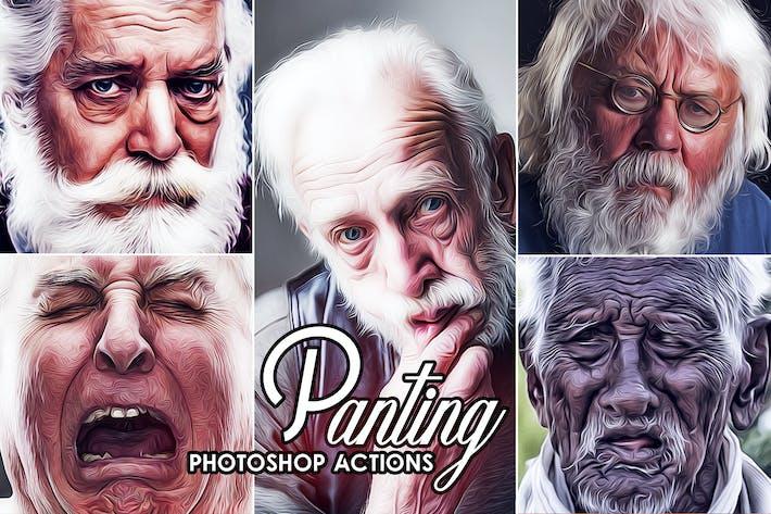 Thumbnail for Умная масляная краска Photoshop