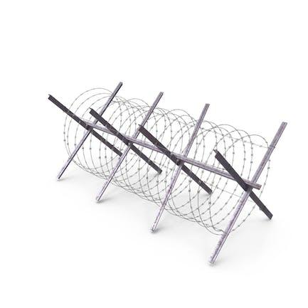 Razor Wire Coil Block