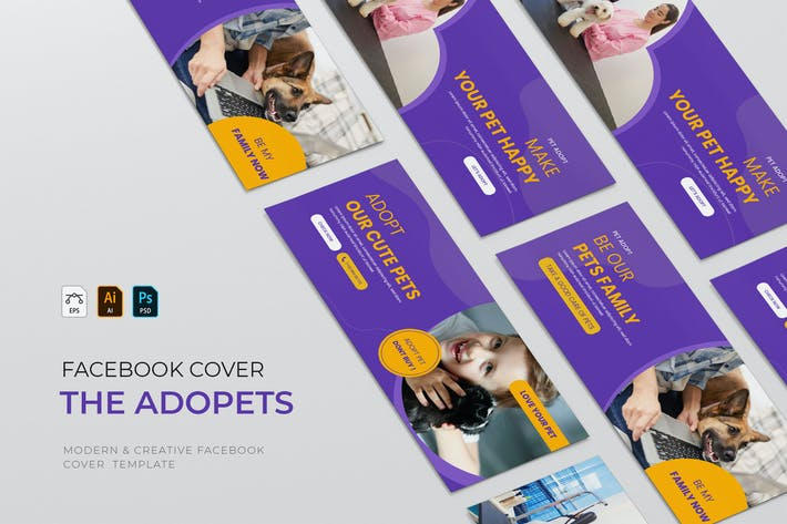 Thumbnail for Die Adopeten | Facebook Cover