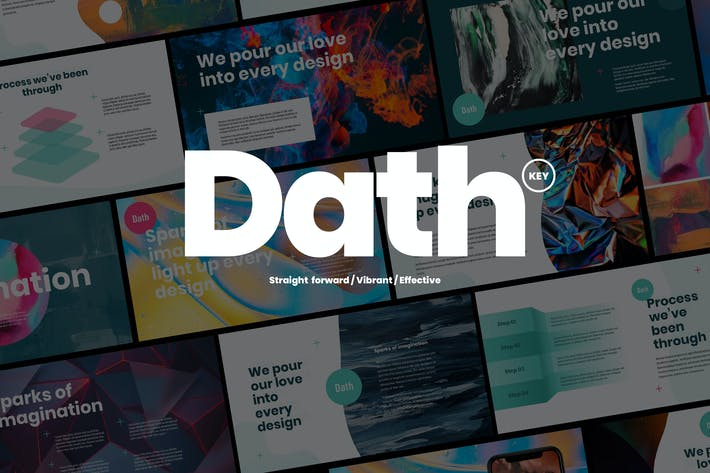 Thumbnail for DATH - Creative Business Keynote