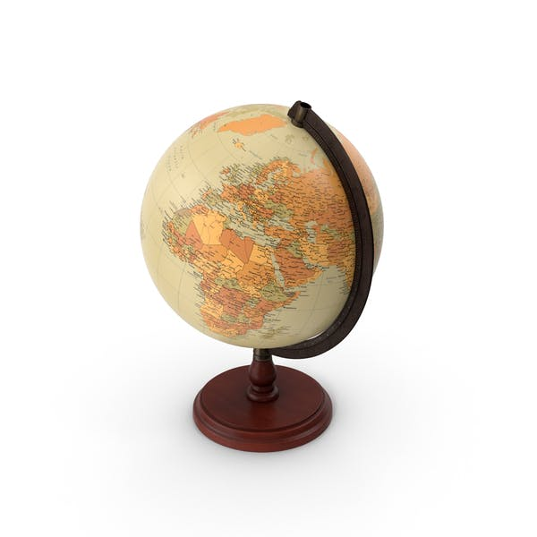Thumbnail for Antique Globe