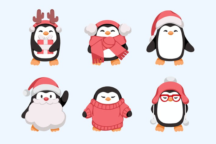 Thumbnail for Chill Penguin Clipart