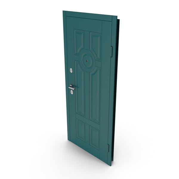 Thumbnail for Entrance Door Green