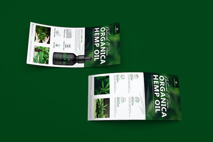 Cover Image For Hemp Product DL Rackcard