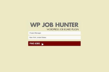 WP Job Hunter - WordPress Job Board Plugin