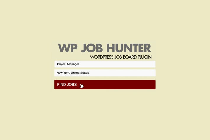 Thumbnail for WP Job Hunter - WordPress Job Board Plugin