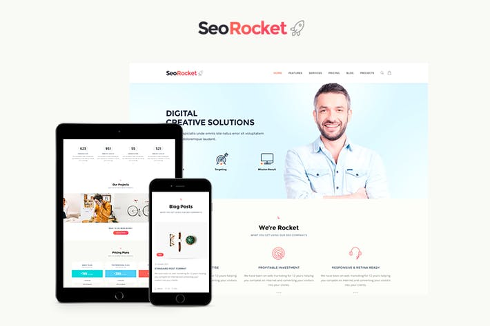 Cover Image For Seo Rocket