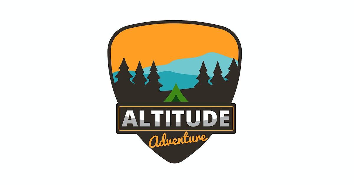 Download Altitude Adventure - Creative Logo Template RB by Rometheme