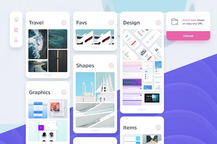 Thumbnail for Pinboard Web UI