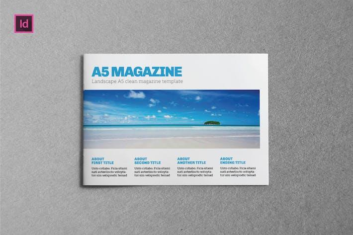 Thumbnail for BUSINESS - Brochure A5 Landscape
