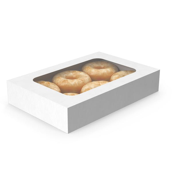 Packaged Donuts
