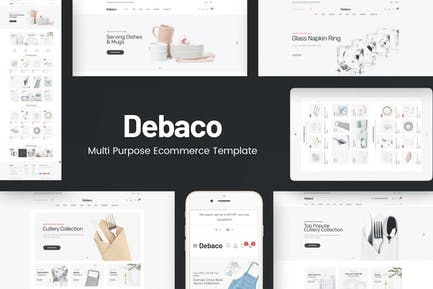 Debaco - OpenCart Theme