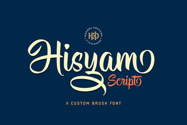 Thumbnail for Hisyam Script