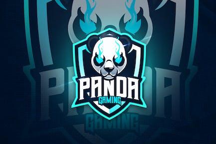 Panda Gaming - Mascot & Esport Logo