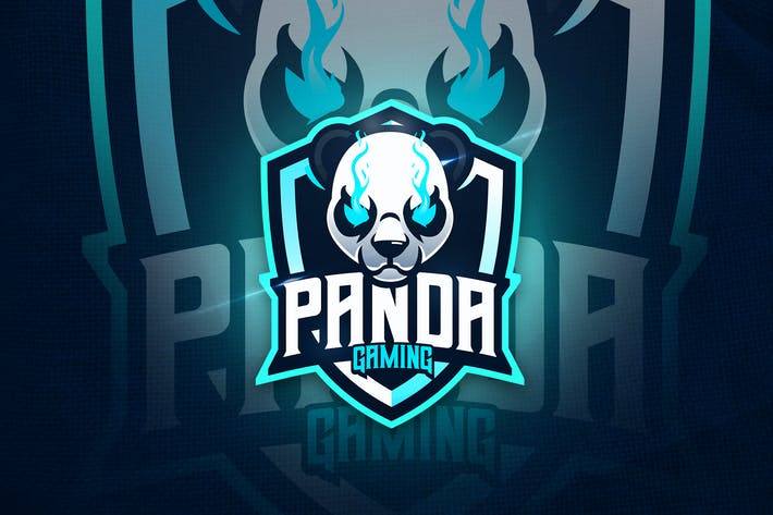 Thumbnail for Panda Gaming - Mascot & Esport Logo