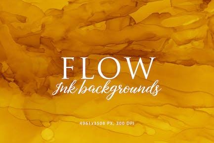 Flow FreihandHintergründe
