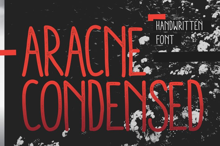 Thumbnail for Aracne Condensed