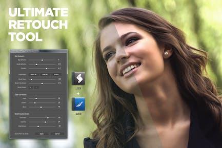 Ultimate Retouch Tool Photoshop Script CS3+